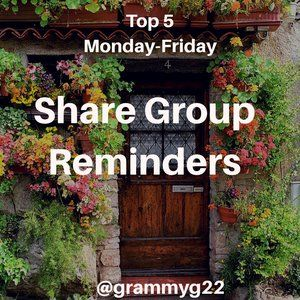 Jewelry - Like For Share Groups Reminders & Notifications